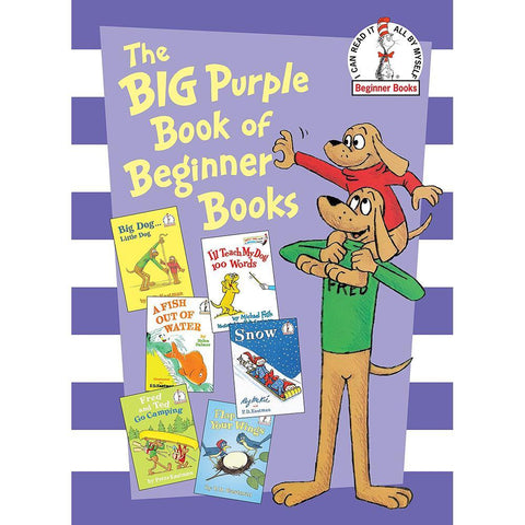 The Big Purple Book of Beginner Books (Hardback)-BuyBookBook