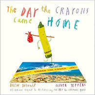 The Day The Crayons Came Home (Paperback)-BuyBookBook
