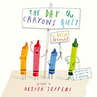The Day The Crayons Quit (Hardback)-BuyBookBook