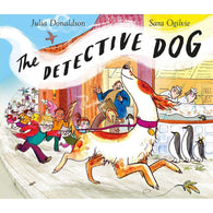 The Detective Dog (J. Donaldson)-BuyBookBook