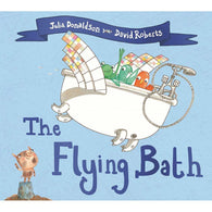 The Flying Bath (J. Donaldson)-BuyBookBook
