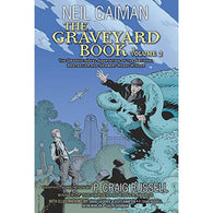 The Graveyard Book Graphic Novel Vol. 2-BuyBookBook