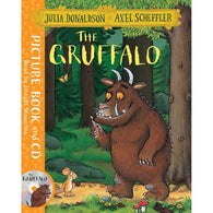 The Gruffalo (Book + CD) (J. Donaldson)-BuyBookBook
