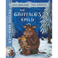The Gruffalo's Child (Book + CD) (J. Donaldson)-BuyBookBook