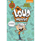 The Loud House 3-in-1 #2: After Dark, Loud and Proud, and Family Tree-BuyBookBook
