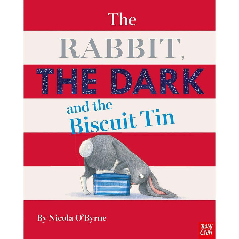 The Rabbit, the Dark and the Biscuit Tin (Paperback with QR Code)(Nosy Crow)-BuyBookBook