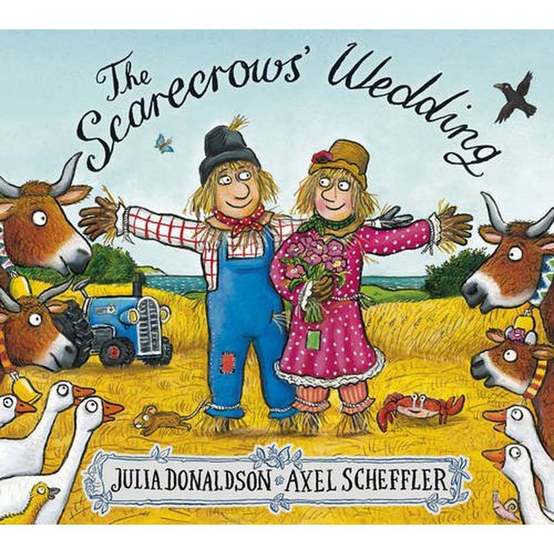 The Scarecrows' Wedding (J. Donaldson)-BuyBookBook