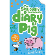 Pig Diaries #3 The Seriously Extraordinary Diary of Pig-BuyBookBook