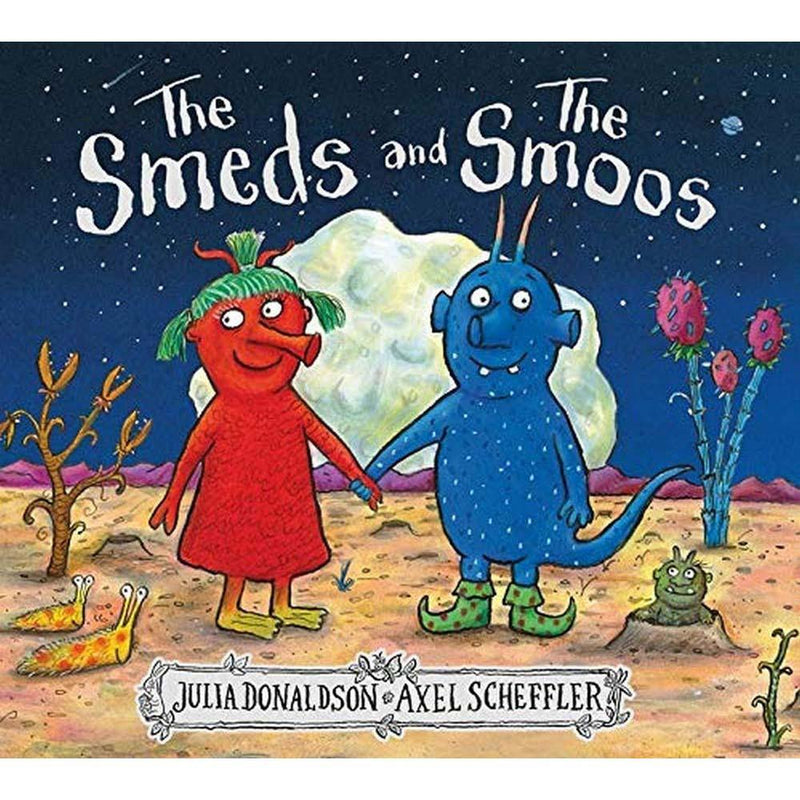 The Smeds and the Smoos (J. Donaldson)-BuyBookBook