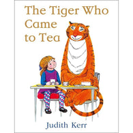The Tiger Who Came to Tea-BuyBookBook