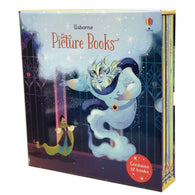 The Usborne Picture Book Collection (12 Books)-BuyBookBook