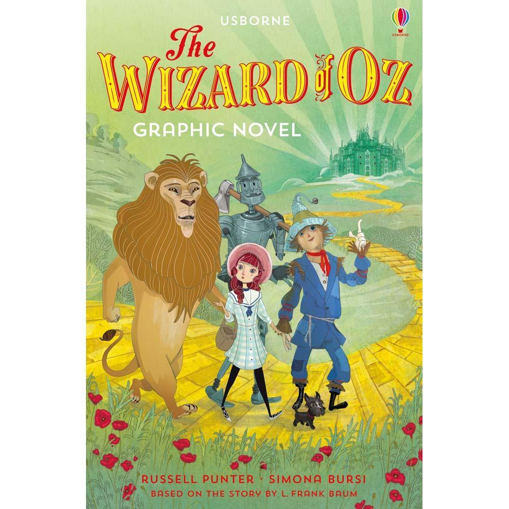 The Wizard of Oz (Graphic Novel)