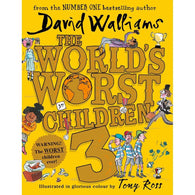 The World's Worst Children #3 (David Walliams) (Full Color)-BuyBookBook