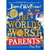 The World's Worst Parents (David Walliams) (Full Color Paperback)-BuyBookBook