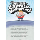 The Adventures of Captain Underpants #1 Color (Paperback)-BuyBookBook