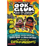 The Adventures of Ook and Gluk Kung-Fu Cavemen from the Future-BuyBookBook