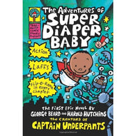 The Adventures of Super Diaper Baby #1-BuyBookBook