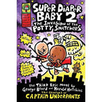 The Adventures of Super Diaper Baby #2 The Invasion of the Potty Snatchers-BuyBookBook