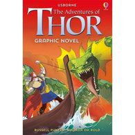 The Adventures of Thor (Graphic Novel)-BuyBookBook