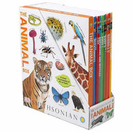 The Animal Box Collection (10 Book)-BuyBookBook