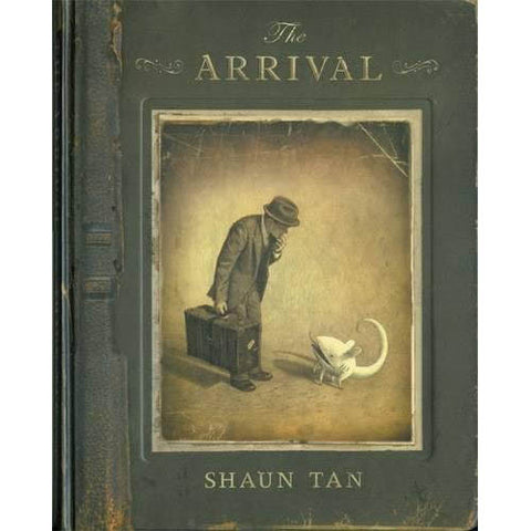 The Arrival-BuyBookBook
