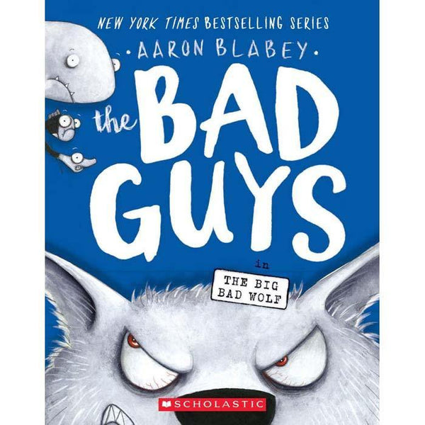 The Bad Guys #09 in The Big Bad Wolf-BuyBookBook