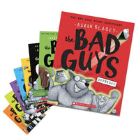 The Bad Guys Episode 1-8 Collection (8 Book)-BuyBookBook