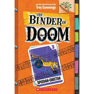 The Binder of Doom #03 Speedah-Cheetah-BuyBookBook