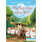 Boy Who Cried Wolf, The (with Audio QR Code)-BuyBookBook