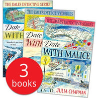 The Dales Detective Collection (3 Books)-BuyBookBook