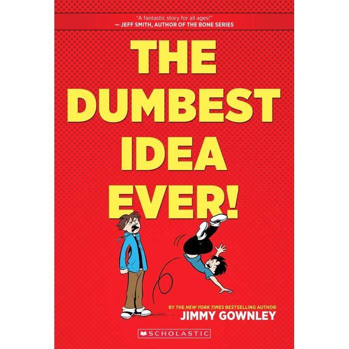 The Dumbest Idea Ever!-BuyBookBook