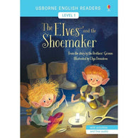 Elves and the Shoemaker, The (with Audio QR Code)-BuyBookBook