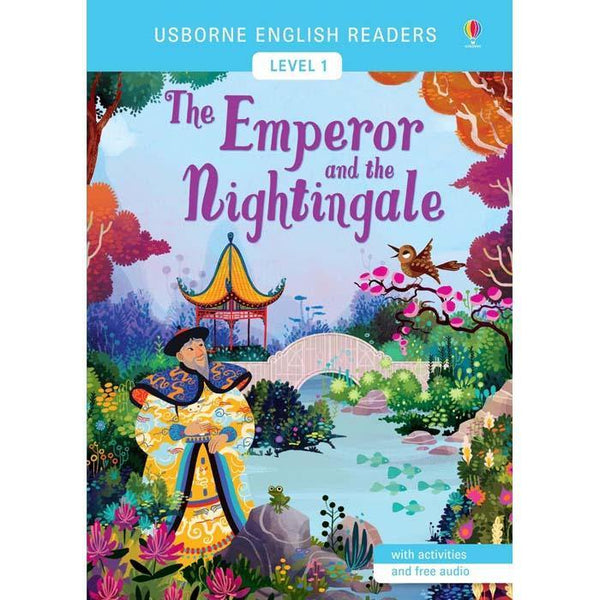 The Emperor and the Nightingale (with Audio QR Code)-BuyBookBook