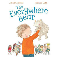 The Everywhere Bear (J. Donaldson)-BuyBookBook