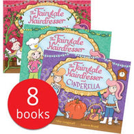 The Fairytale Hairdresser Collection (8 Books)-BuyBookBook