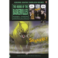 The Hound of the Baskervilles (Graphic Novel)-BuyBookBook
