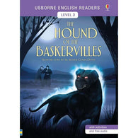 Usborne English Readers (L3) Hound of the Baskervilles, The (QR Code)-BuyBookBook