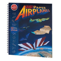 The Klutz Book of Paper Airplanes-BuyBookBook