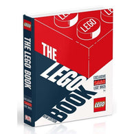 The LEGO Book New Edition (Hardback with exclusive Lego brick)-BuyBookBook