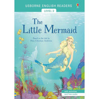 Little Mermaid, The (with Audio QR Code)-BuyBookBook