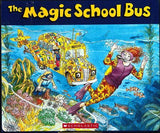 The Magic School Bus Classic Collection (6 book + 6 CD)-BuyBookBook