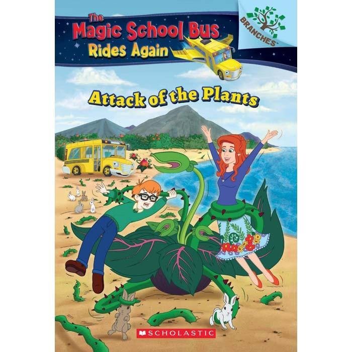 The Magic School Bus Rides Again Bundle (5 Books) (Branches)-BuyBookBook