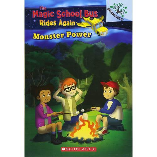 The Magic School Bus Rides Again Monster Power (Branches)-BuyBookBook