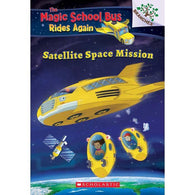 The Magic School Bus Rides Again Satellite Space Mission-BuyBookBook