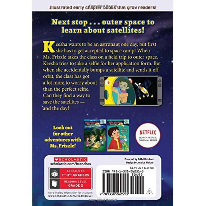The Magic School Bus Rides Again Satellite Space Mission (Branches)-BuyBookBook