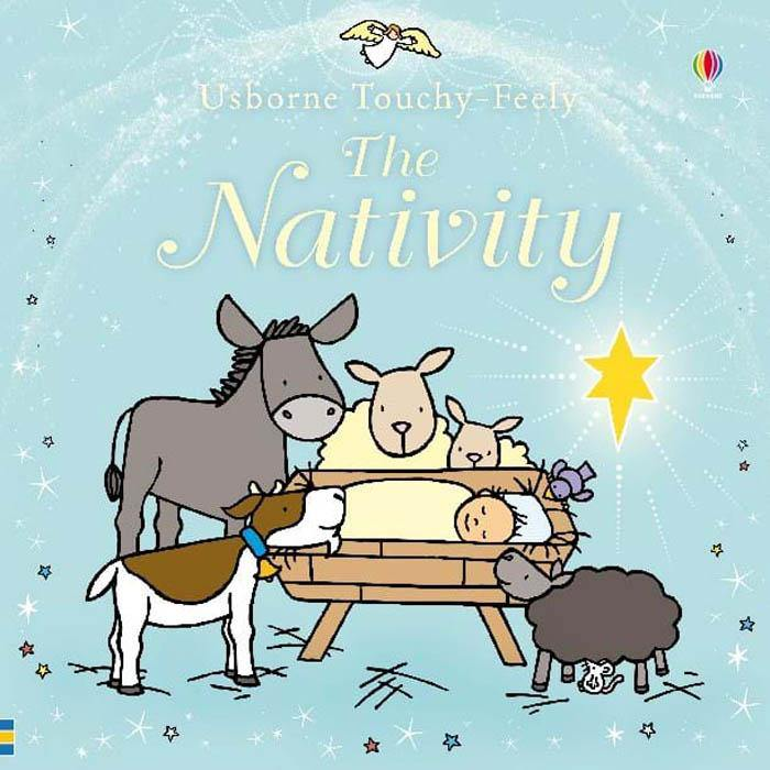 The Nativity (Touchy-Feely)-BuyBookBook