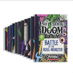 The Notebook of Doom #01-13 Bundle (11 Books Collection)-BuyBookBook