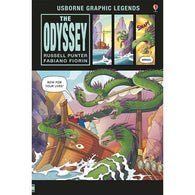 The Odyssey (Graphic Novel)-BuyBookBook