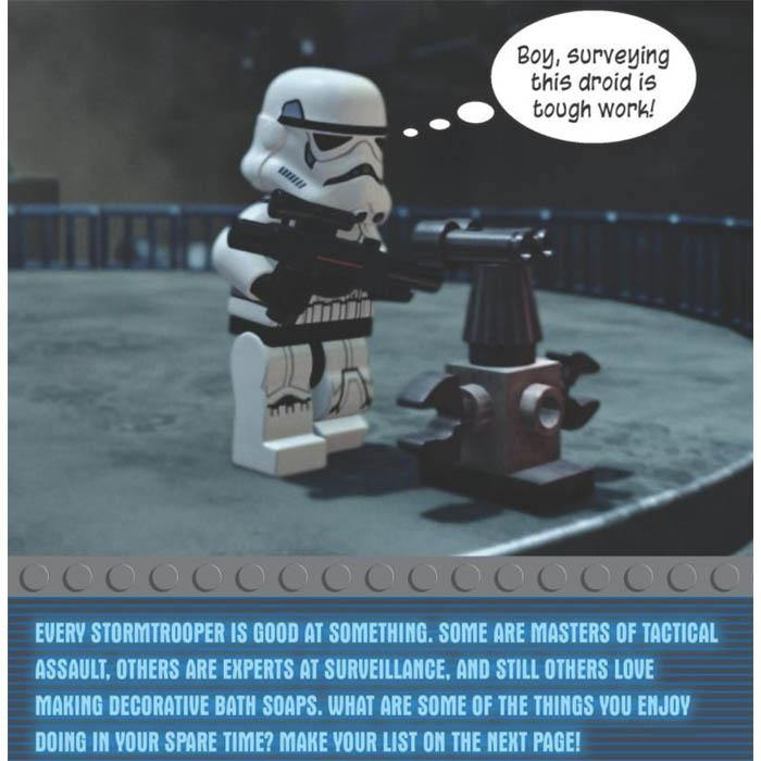 The Official Stormtrooper Training Manual (LEGO Star Wars)-BuyBookBook