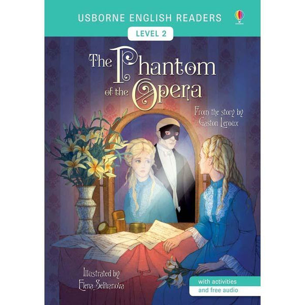 Phantom of the Opera, The (with Audio QR Code)-BuyBookBook